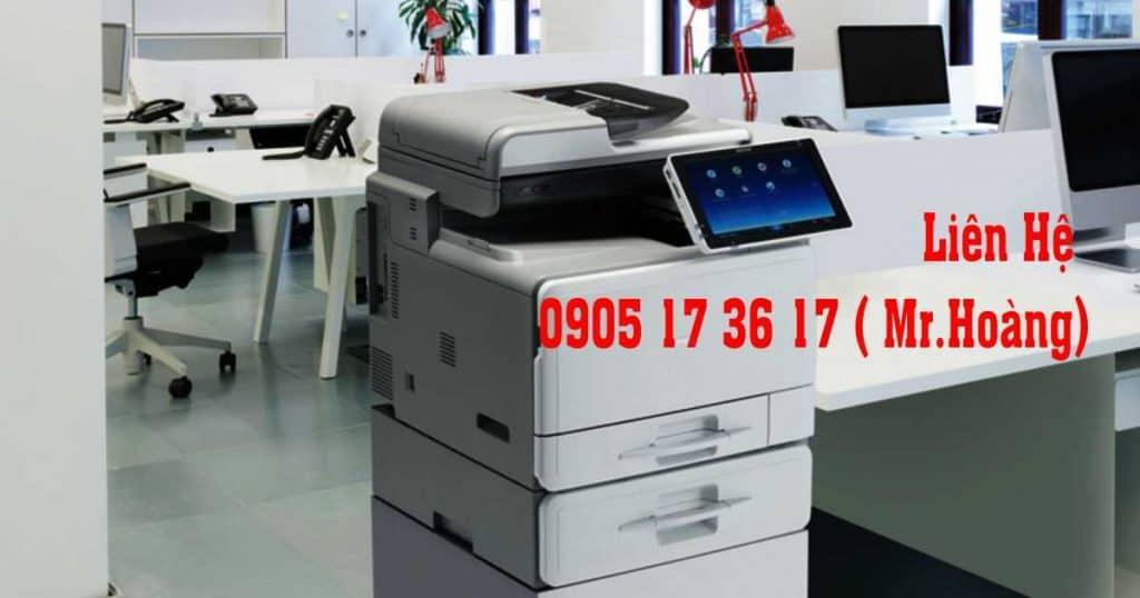 Thuê Máy Photocopy Màu Tại Đà Nẵng