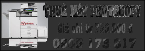 Cho thuê máy photo copy giá rẻ tại Đà Nẵng