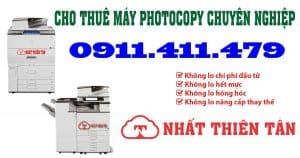 Cho thuê máy photocopy uy tín giá rẻ tại Đà Nẵng