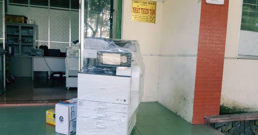 cho thuê máy photocopy màu ricoh mp c5502 ngày 08-09-2017