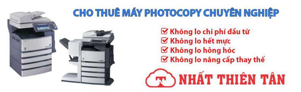 thuê máy photocopy là gì