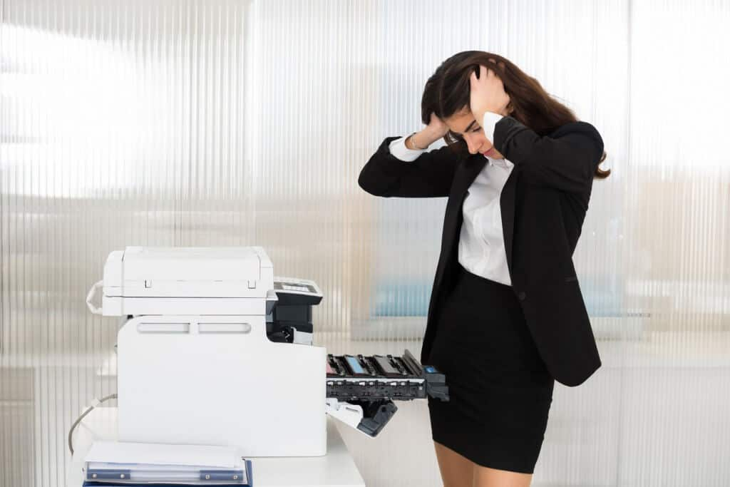 sửa máy photocopy chuyên nghiệp