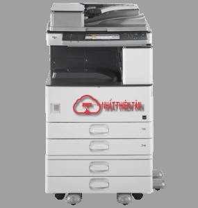 Nhất Thiên Tân cung cấp cả máy photocopy cũ và mới