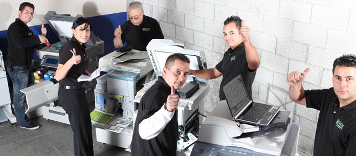 Cho thuê máy photocopy uy tín giá rẻ
