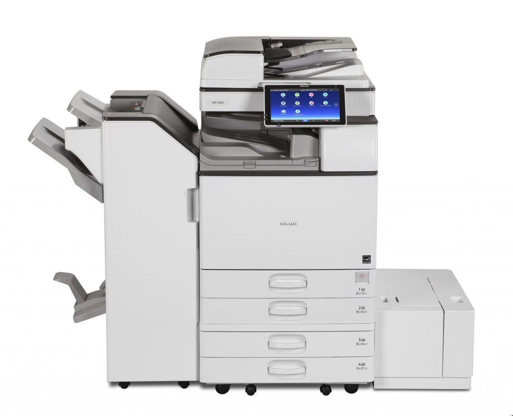 Máy photocopy màu giá rẻ