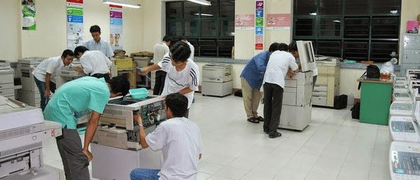 Sửa Máy Photocopy Tại Nhà uy tín