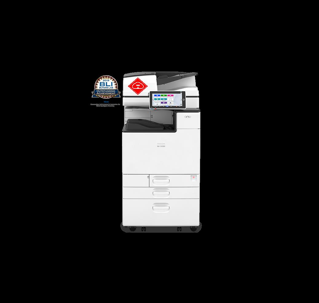 máy photocopy ricoh im c6000